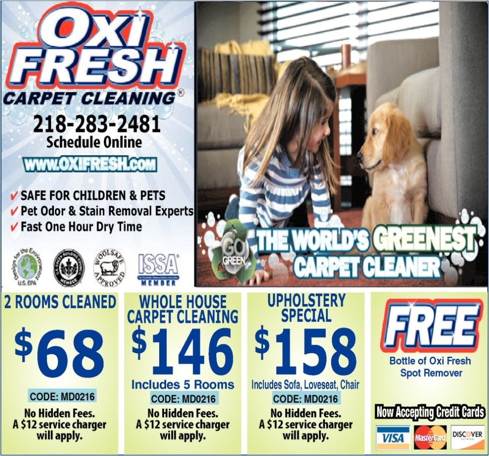 the world s greenest carpet cleaner oxi fresh carpet cleaning rochester mn