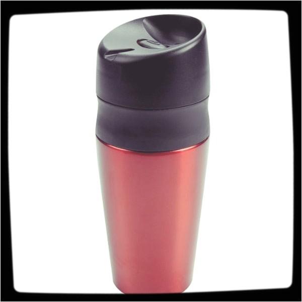 Oxo Stainless Steel Liquiseal Travel Mug 18 Oz Red Oxomug Mugs Coffee