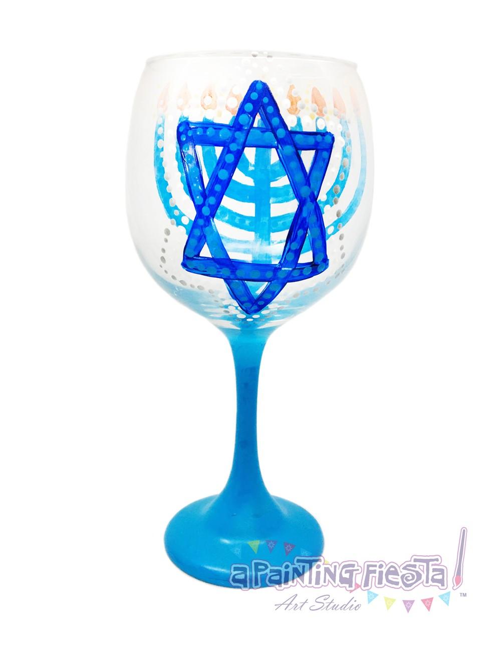 wine glass painting 2017 11 28