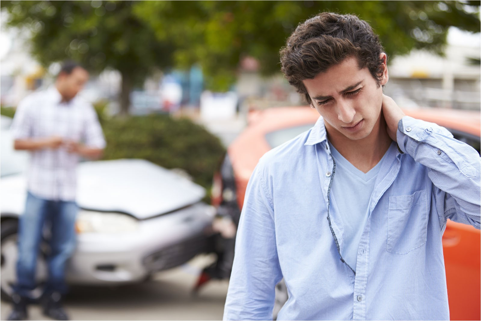 common auto injuries evaluated treated by our florida chiropractors