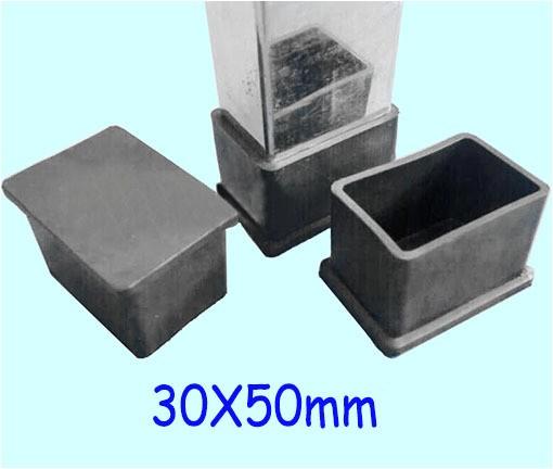 rectangular furniture feet
