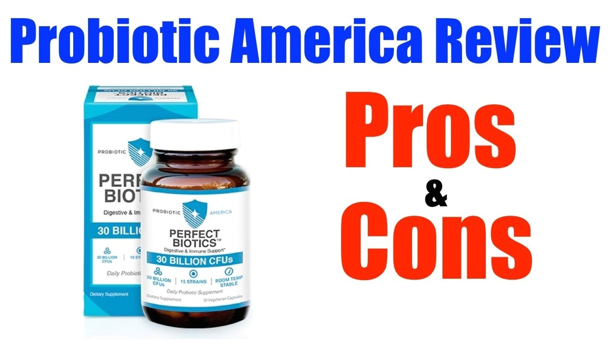 Perfect Biotics by Probiotic America Review Probiotic America Best Product Perfect Biotics Probioti