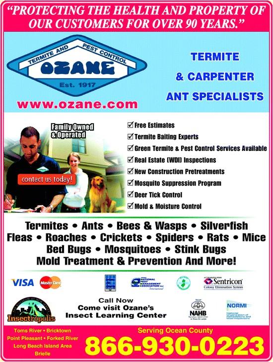 ozane termite and pest control 1899977793