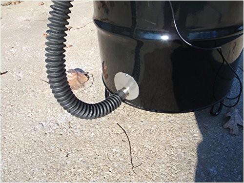 Pit Barrel Cooker Temperature Control Iq110 Bbq Temperature Regulator Kit for Pit Barrel Cooker