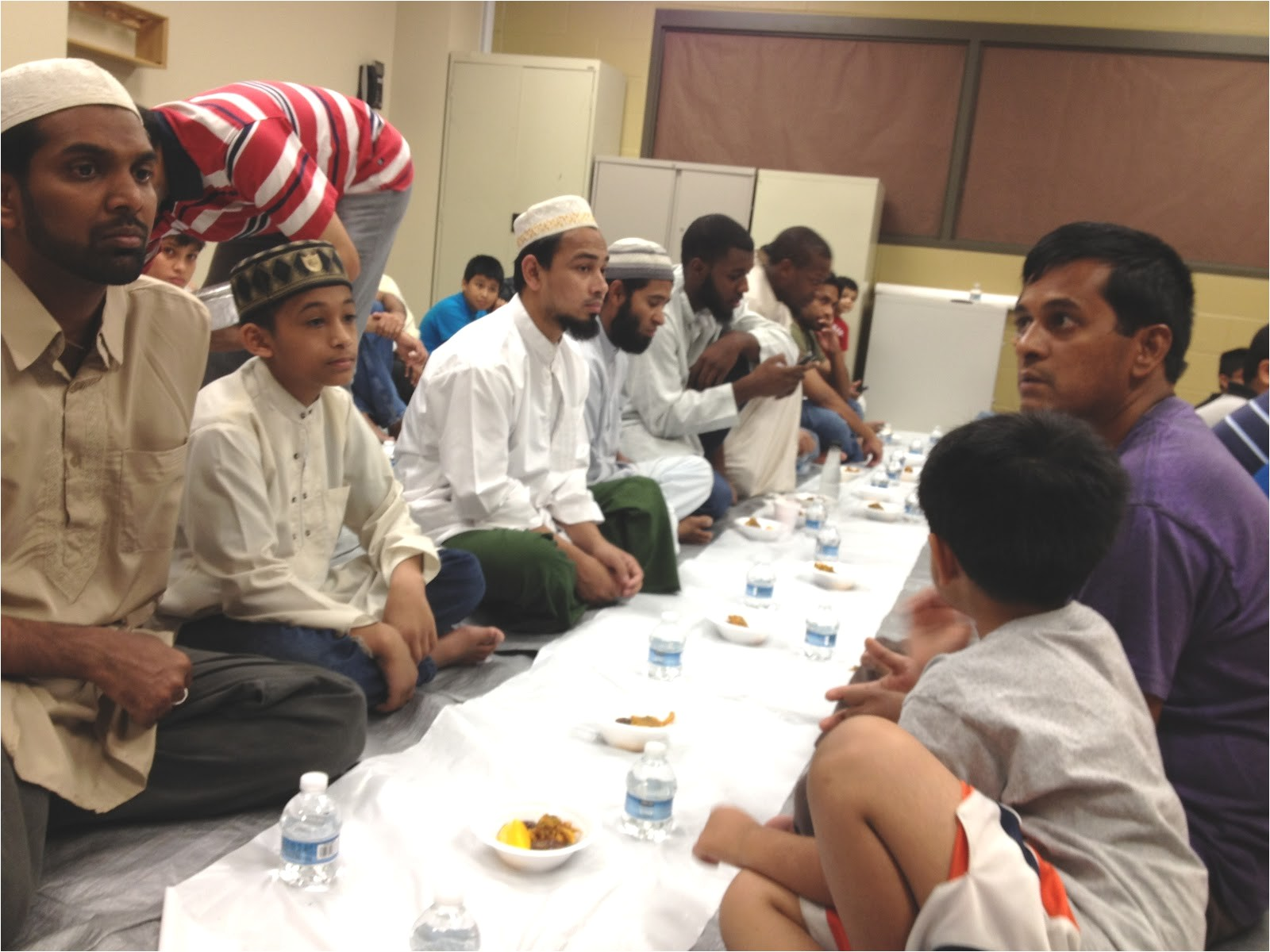 ramadan day 3 plano mosque