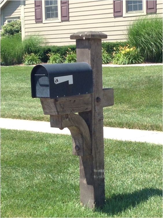Plans for 6×6 Mailbox Post 6×6 Mailbox Post Plans Bing Images