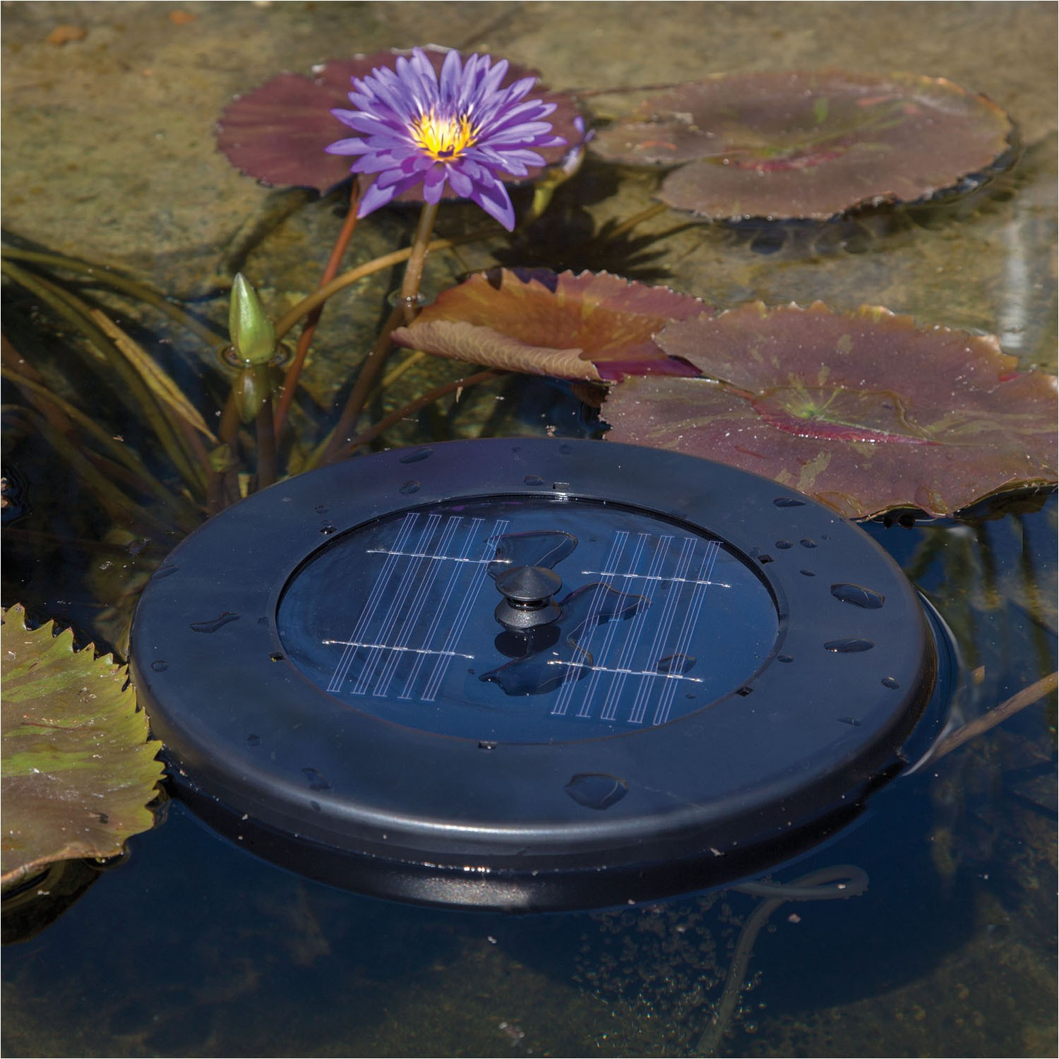 Pond Boss solar Floating Pond Aerator Pond Boss solar Floating Pond Aerator