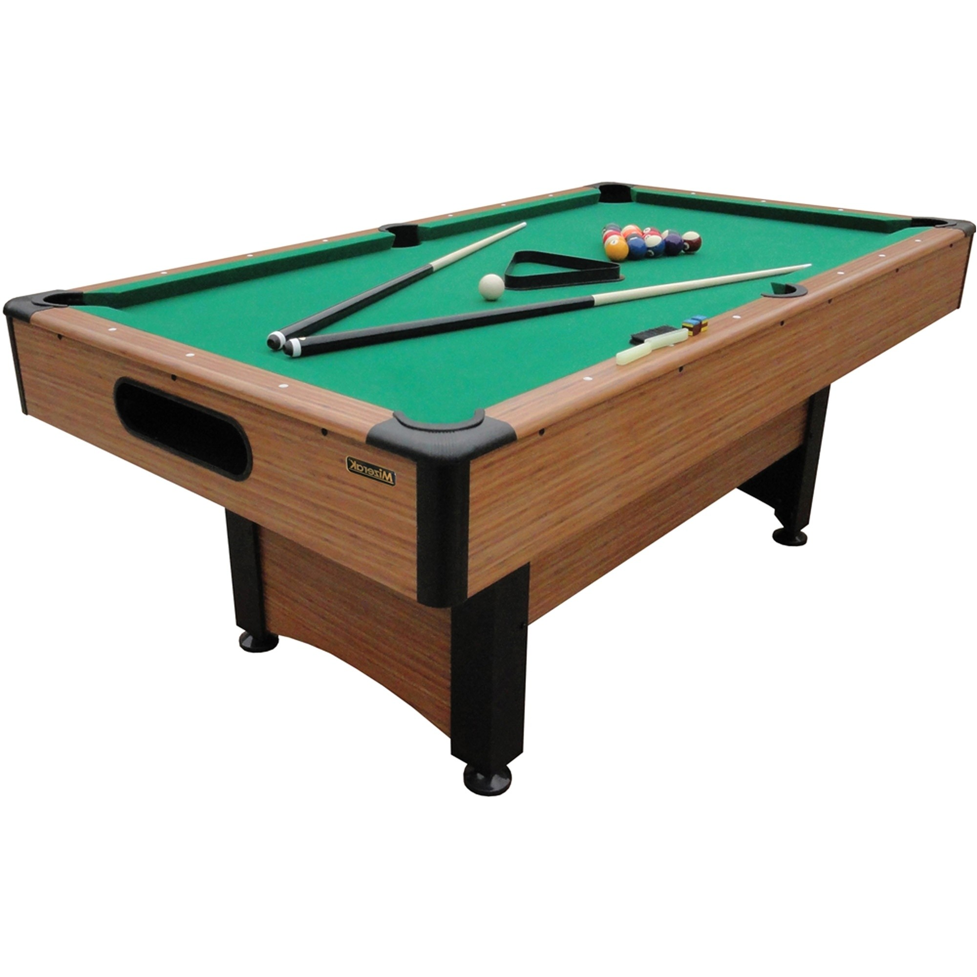what size room do you need for a pool table