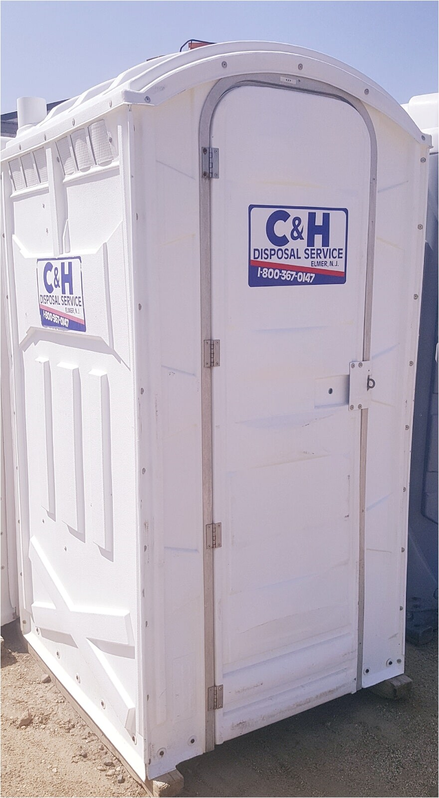 Porta Potty Rental Vineland Nj Portable toilets Elmer Nj C H Disposal Service Inc