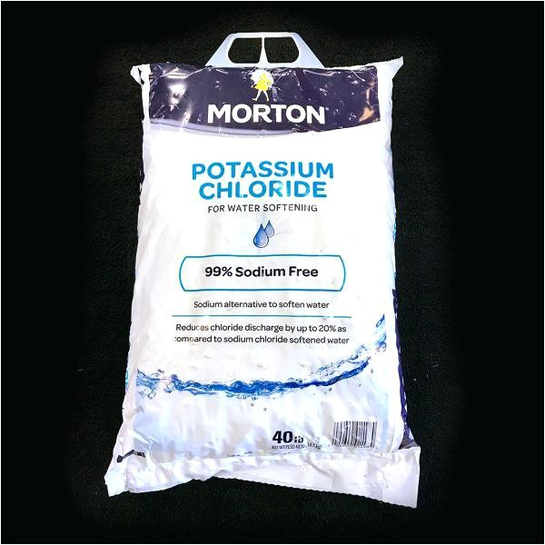 potassium water softener pellets potassium water softener chloride softening pellets lb bag potassium chloride water softener pellets prices