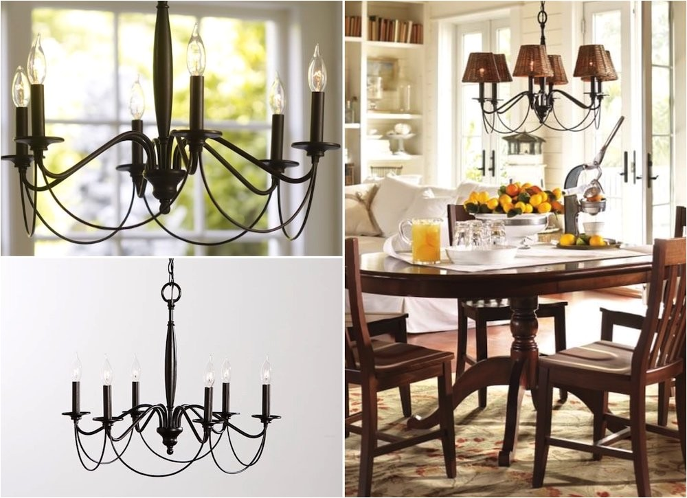 10 chandeliers you can actually afford 51383 cheap pottery barn chandelier