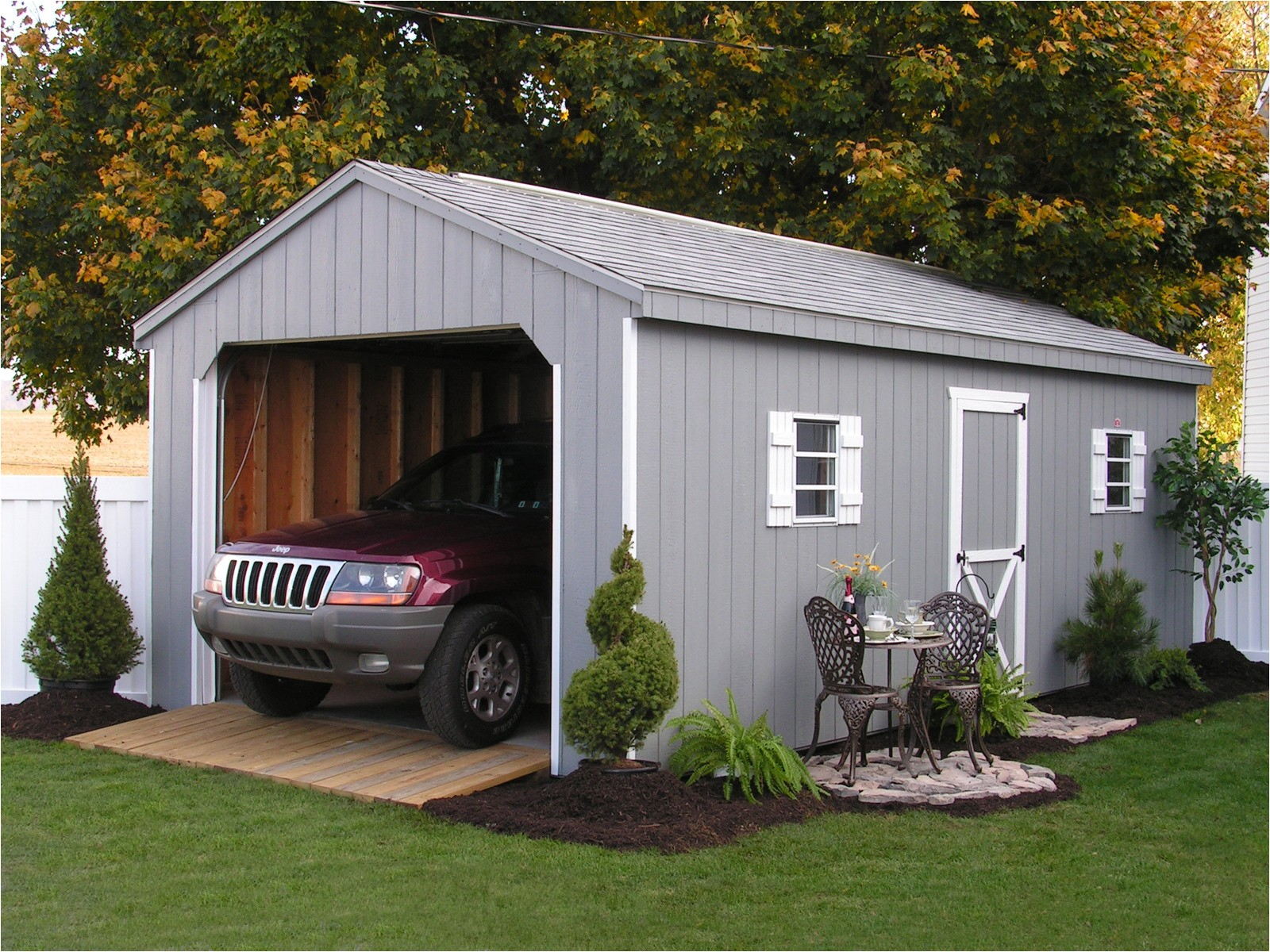 prefabricated garages in pa price