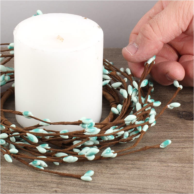 2030 2042 57194 light teal pip berry candle ring