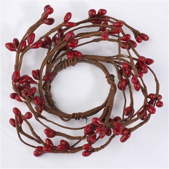 2030 2042 35495 red pip berry candle ring