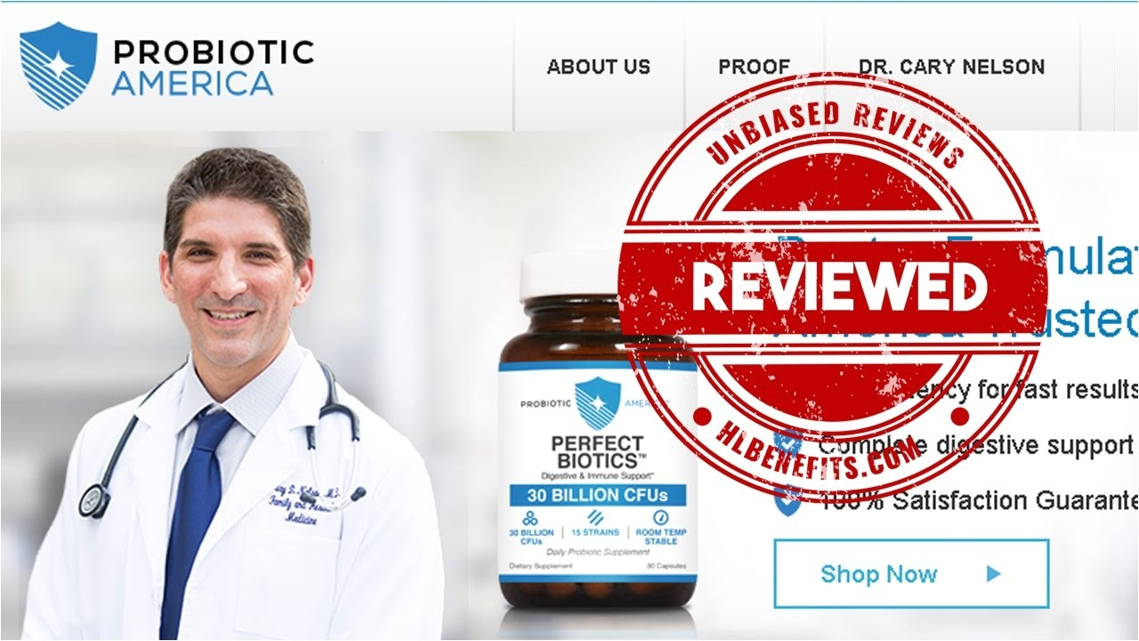 probiotic america reviews pros and cons of perfect biotics