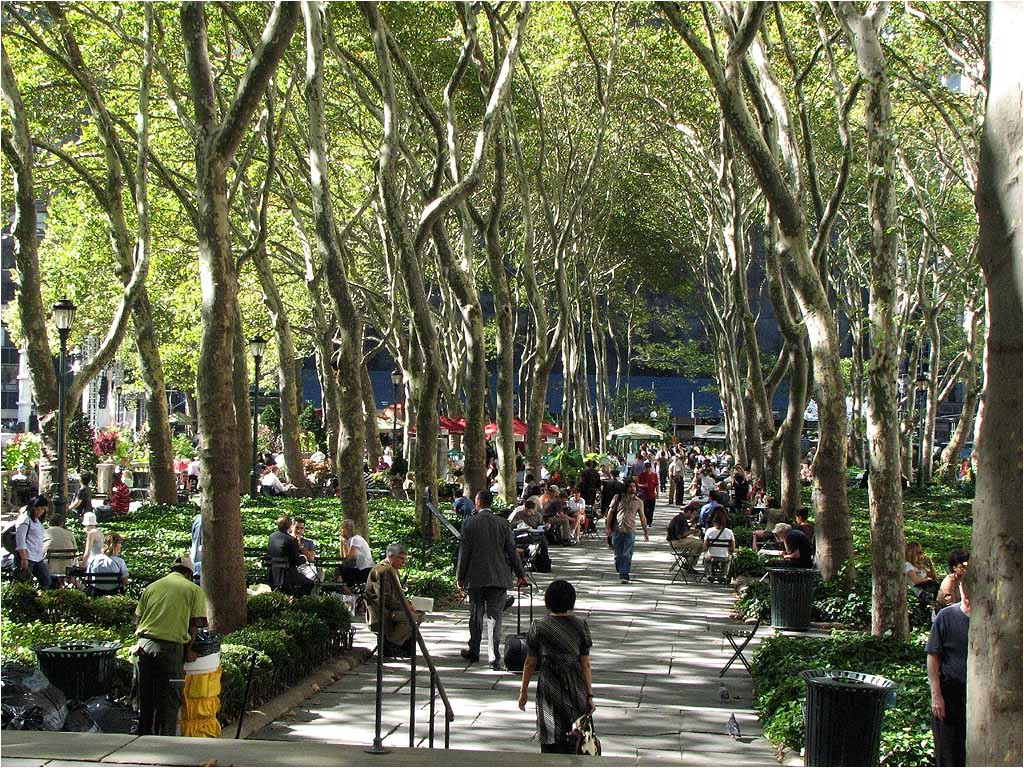 east 42nd street walking tour of beautiful spaces