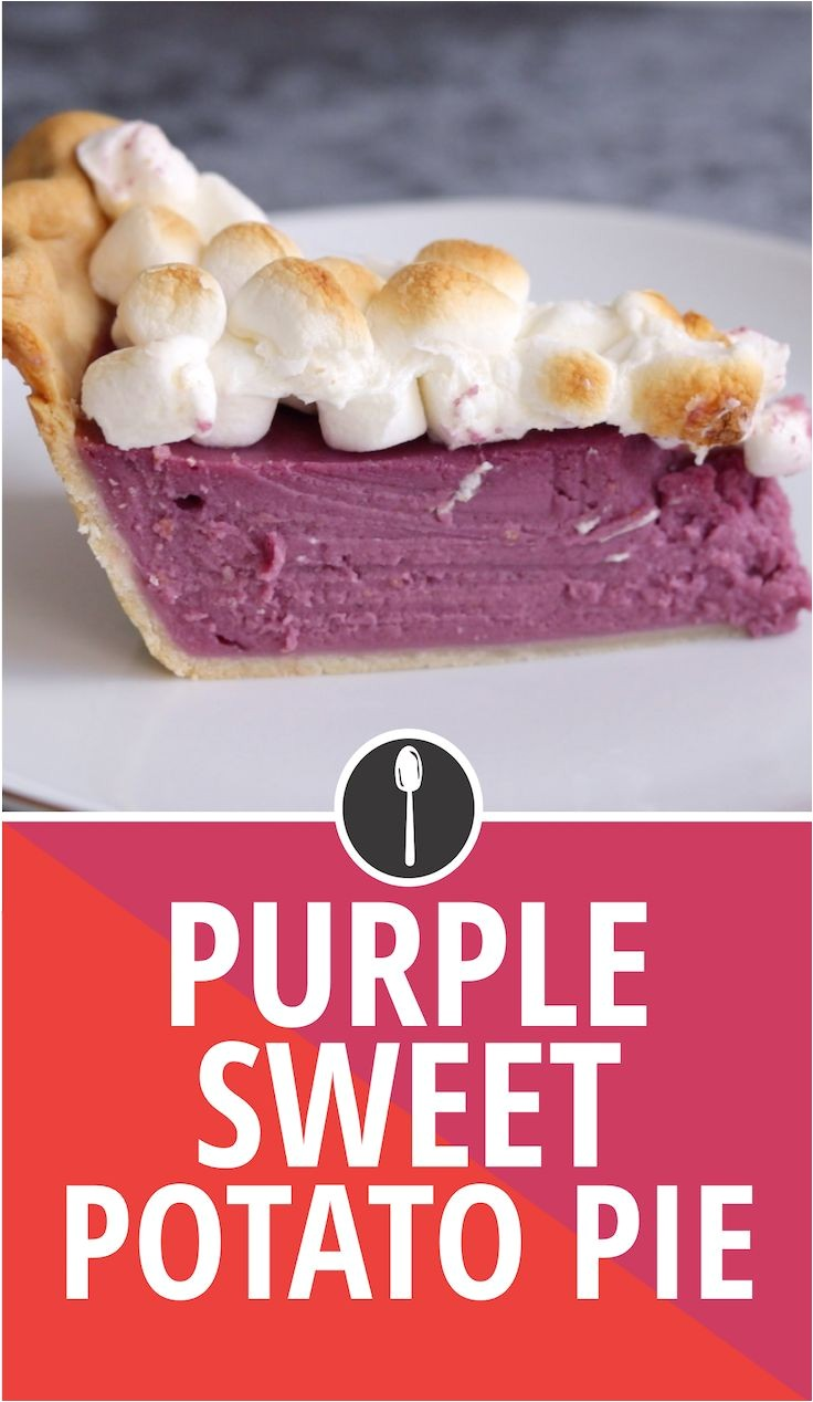 move over turkeys the real gem of this thanksgiving feast is purple sweet potato pie