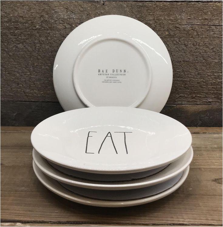 Rae Dunn Ll Dinner Plates Best 25 Plate Sets Ideas On Pinterest Dish Sets Dinner