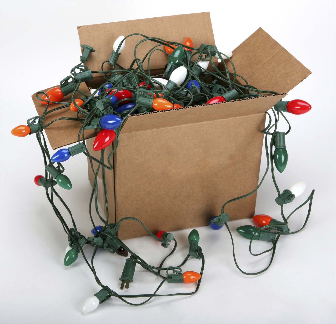 did you know holiday greenery lights and electrical cords can be recycled ramsey county s