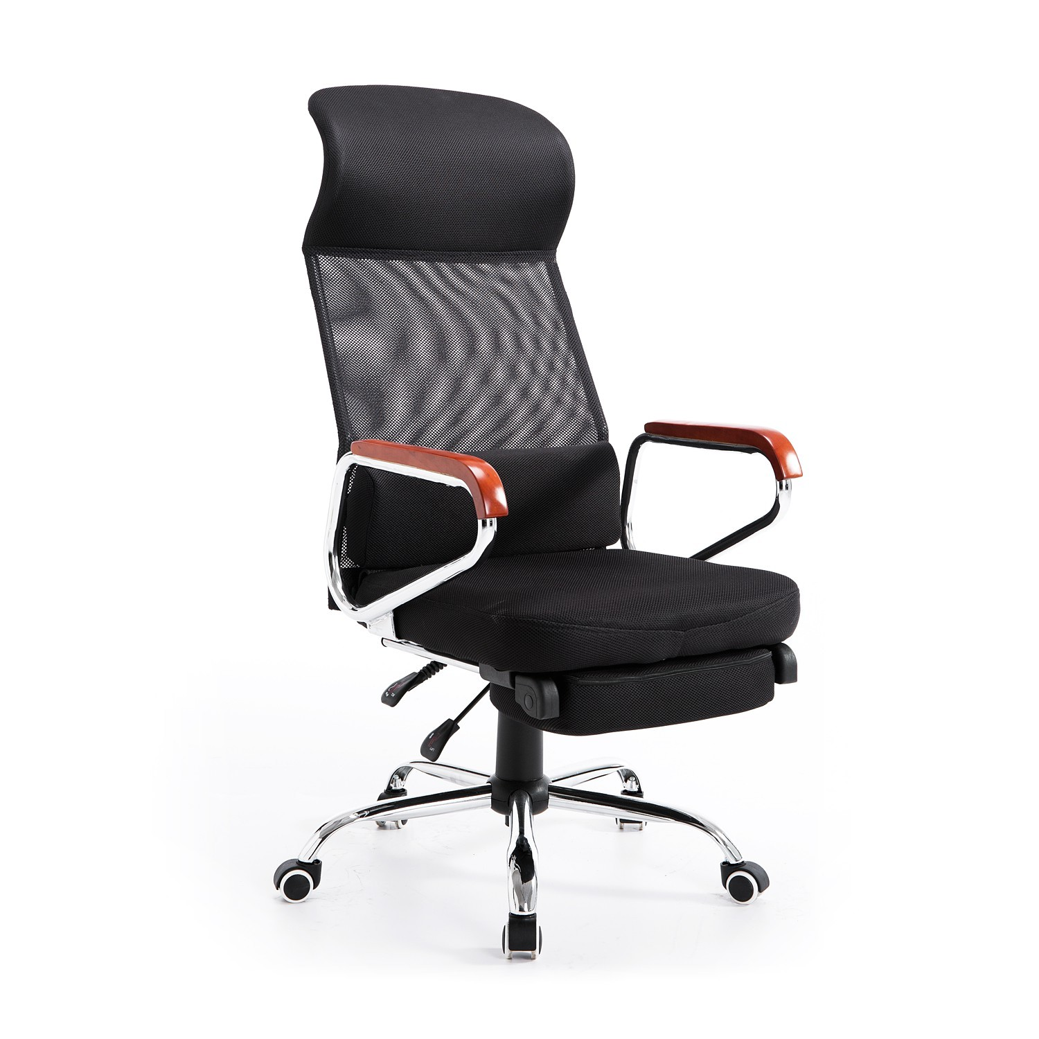 Apex Executive Reclining Office Chair With Footrest Sante Blog