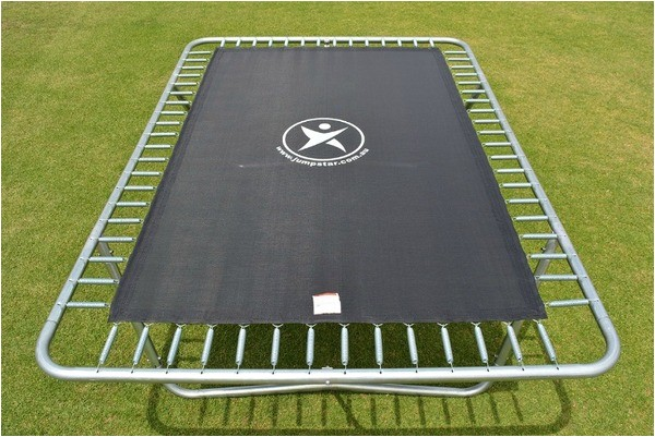 Rectangle Trampoline Mat and Springs 10x17ft Rectangle Trampoline Replacement Mat for 104 X
