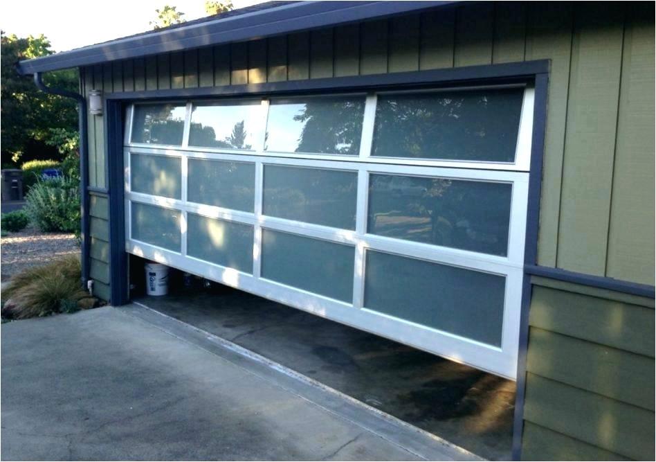 genie garage door opener red light blinking