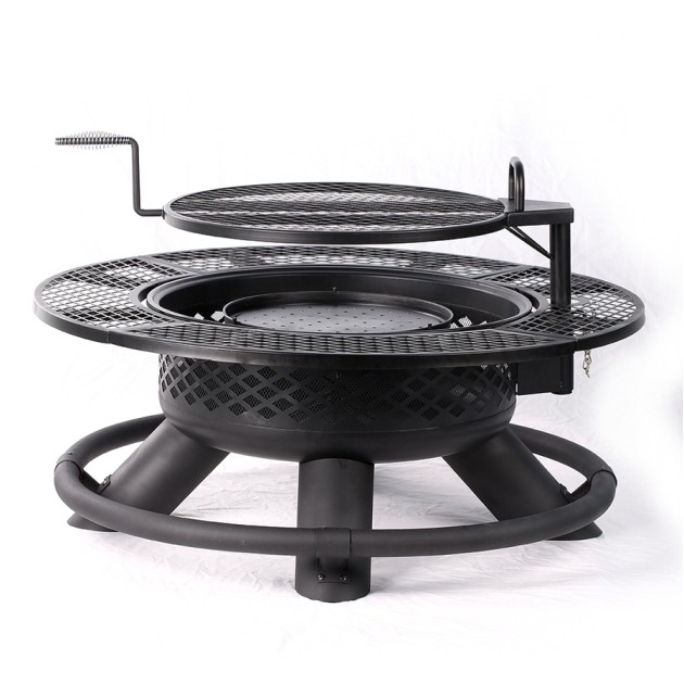 marvelous shop wood burning fire pits at lowes hampton bay fire pit replacement parts