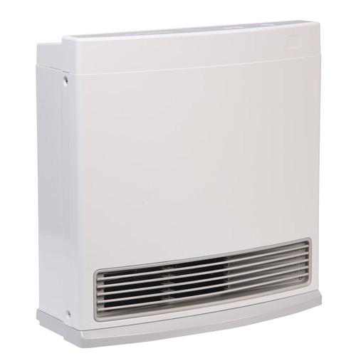 rinnai r series 10 000 btu electric natural gas fan panel heater rinn1185