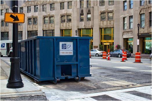 budget dumpster rental 32714403
