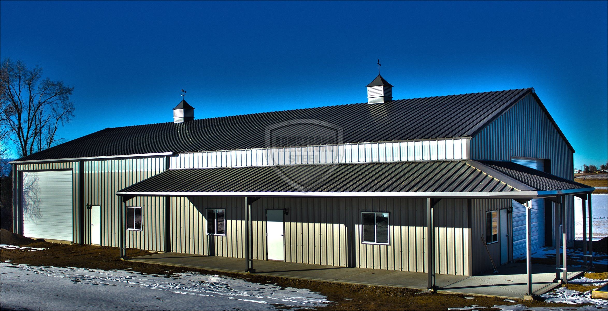 40 x 60 metal building metal buildings design ideas with curved