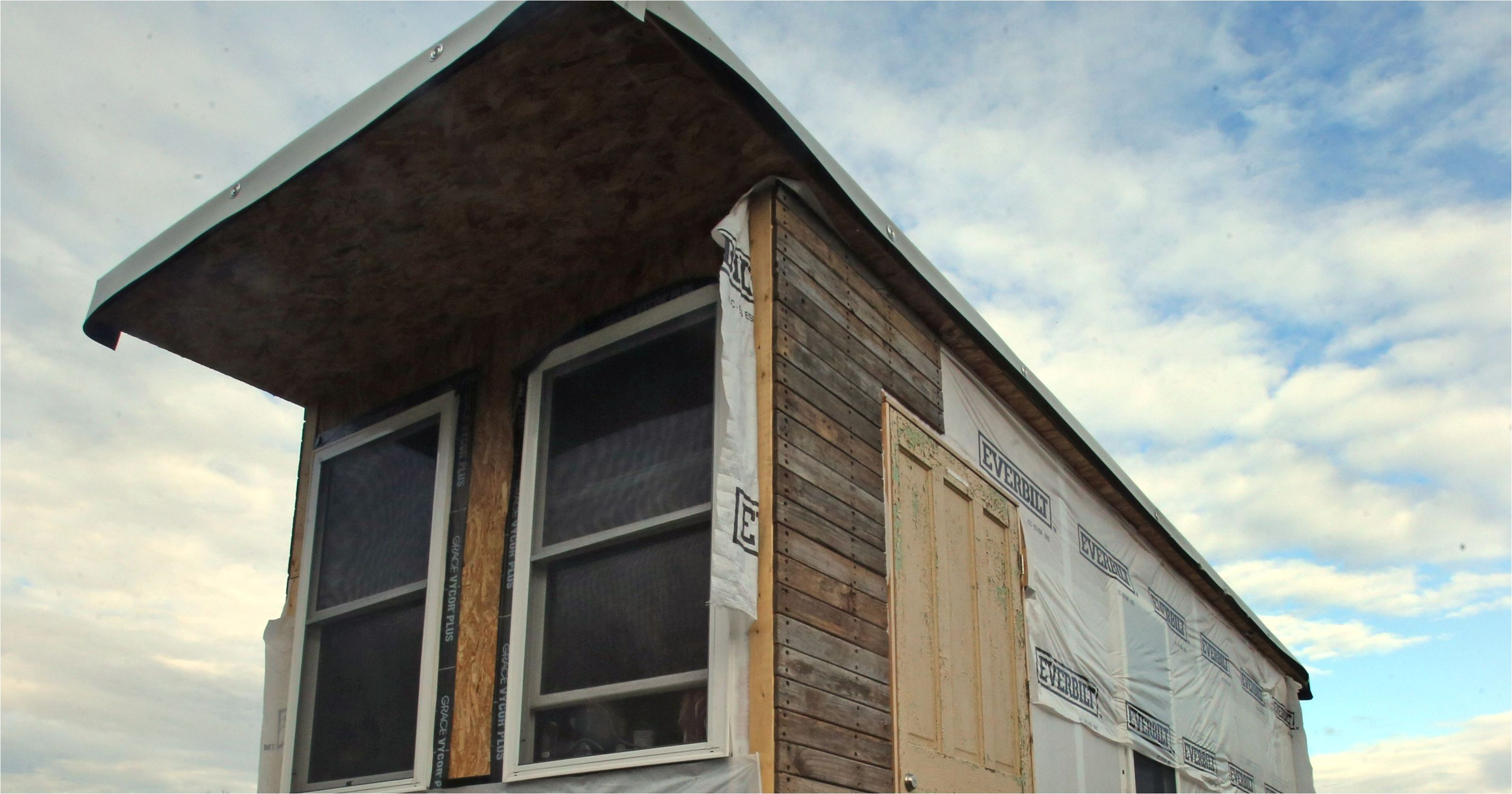 Rv Storage Buildings With Living Quarters Tiny Houses Face High