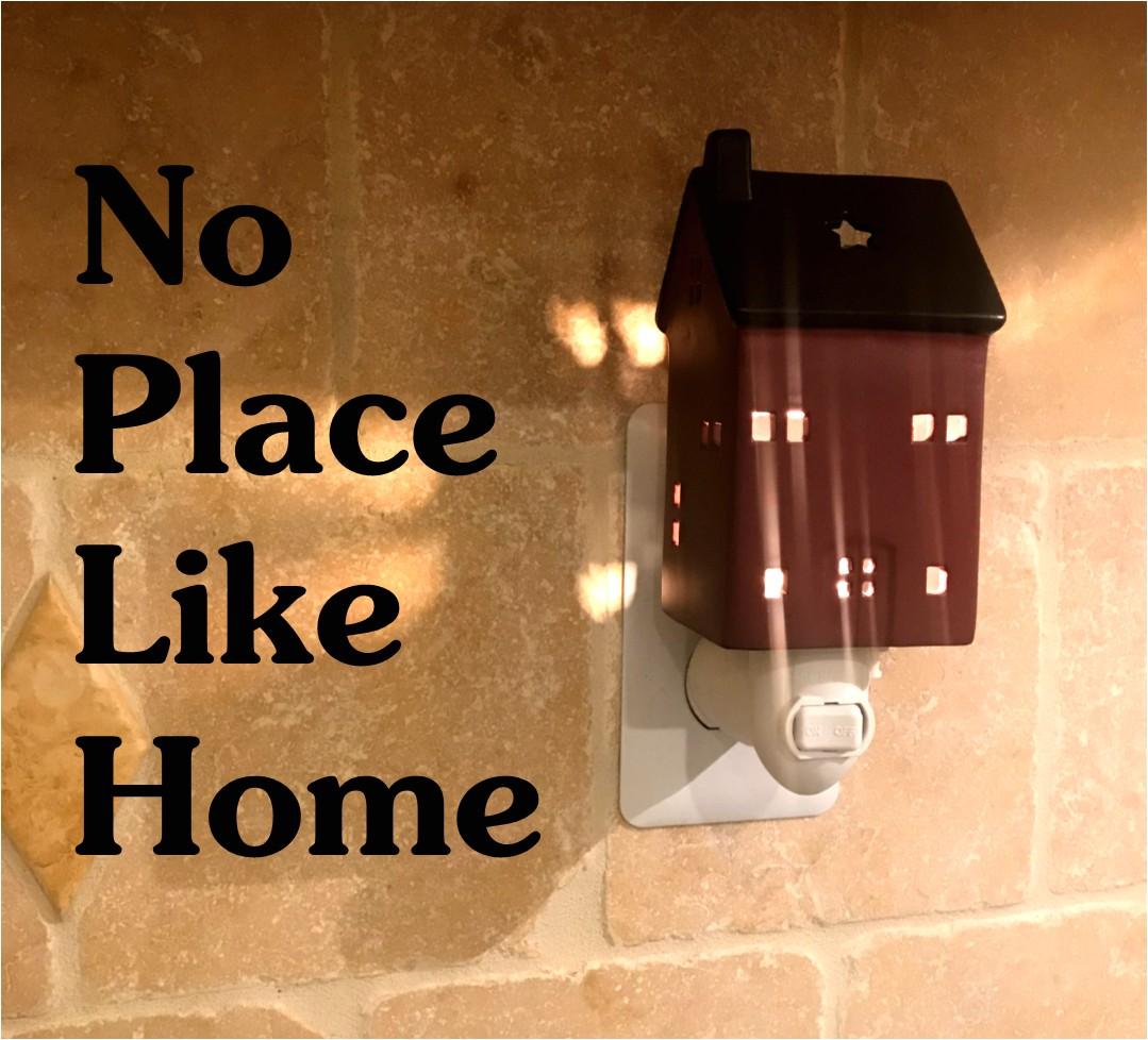 no place like home mini warmer