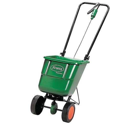 Scotts Spreader Settings for Grass Seed Scotts Evergreen Rotary Spreader Fertiliser Garden Lawn
