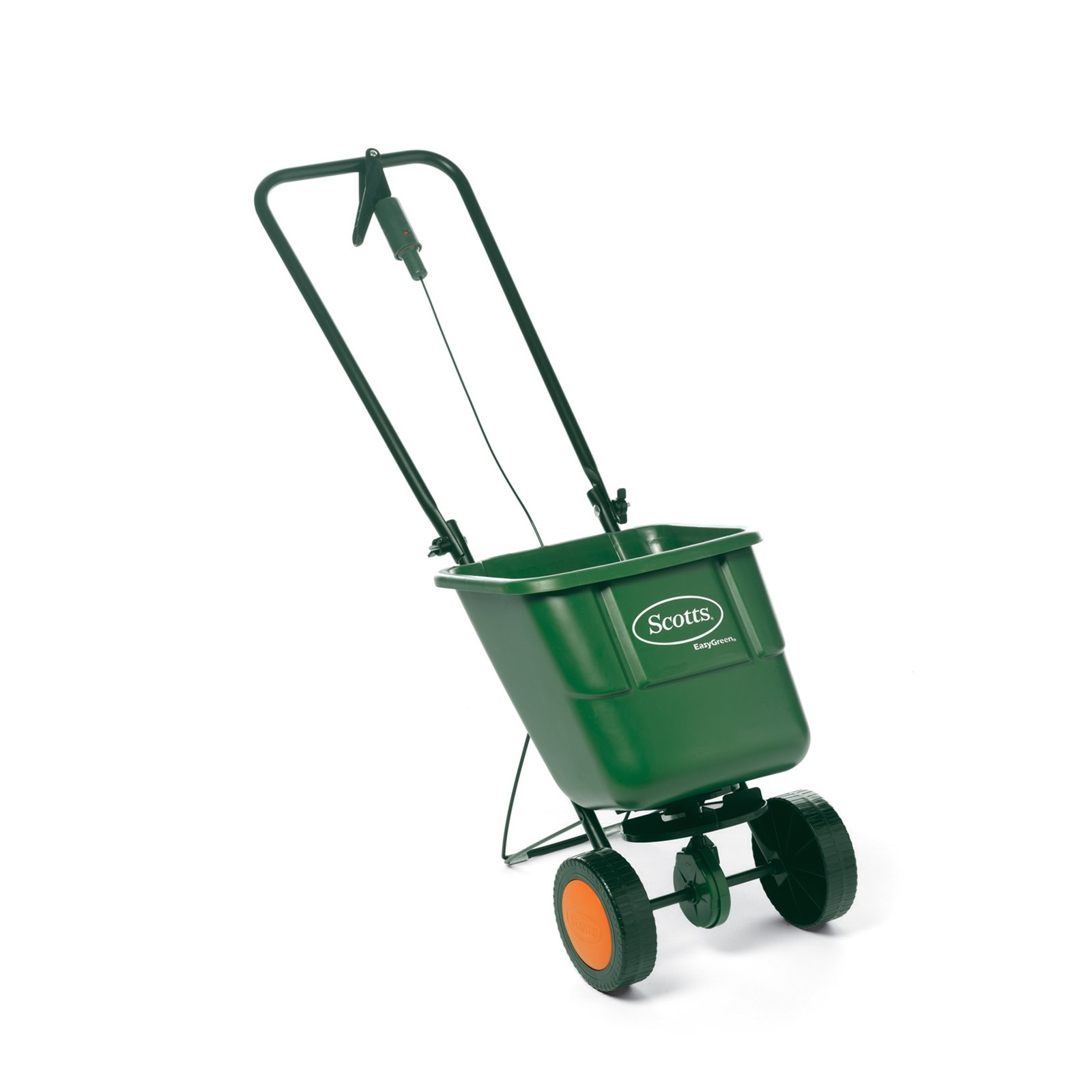 scotts lawn seed and fertiliser spreader