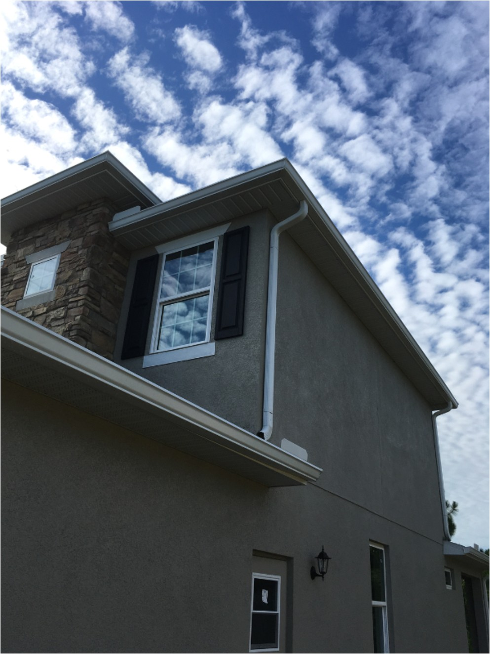 Seamless Gutters orlando Fl 6 7 Seamless Gutter Gutter Masters Of Central Florida Inc