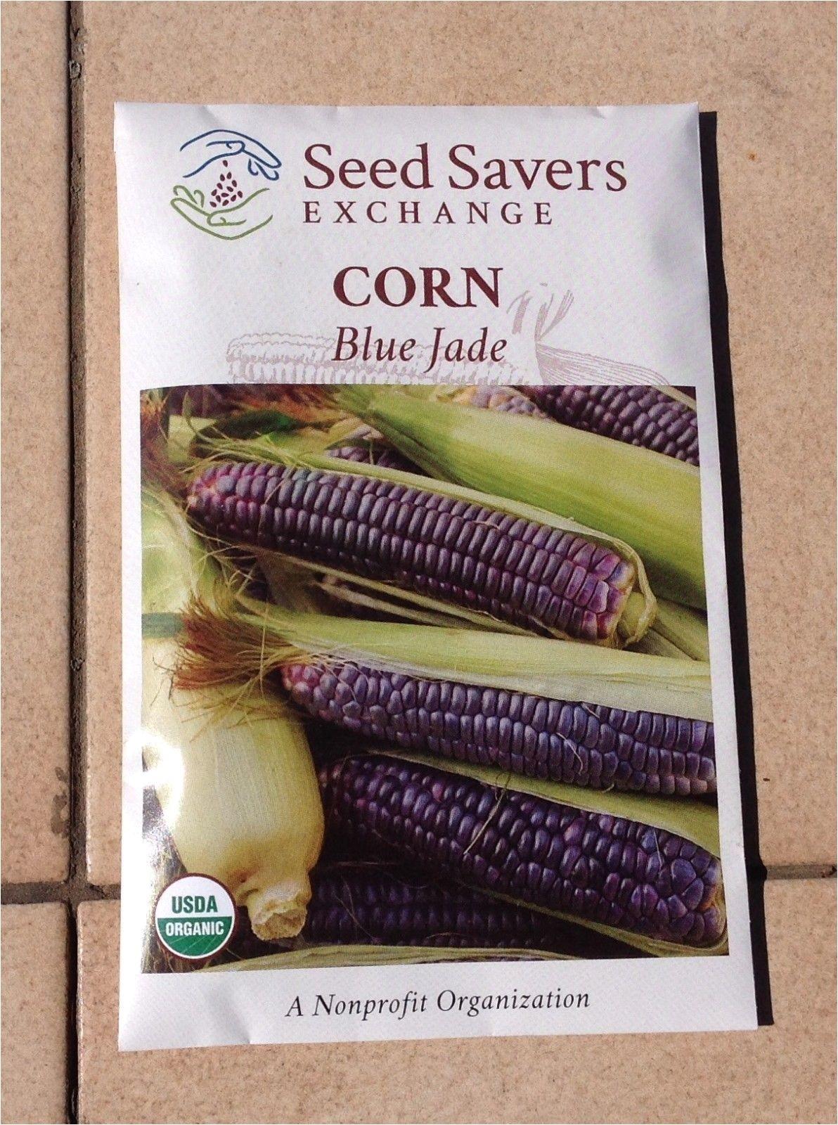 15 variety corn seed savers exchange organic heirloom non gmo 50 100