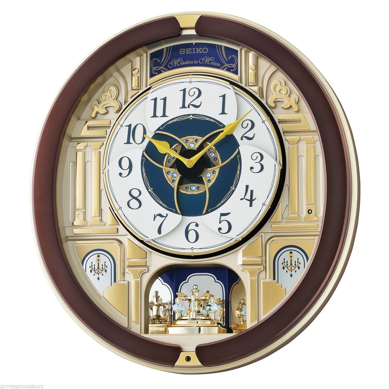 Seiko Melodies In Motion Clock Repair 24 57 Jpg