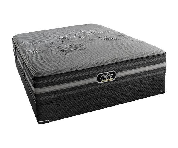 simmons beautyrest black hybrid plus wellington 158 plush pillow top