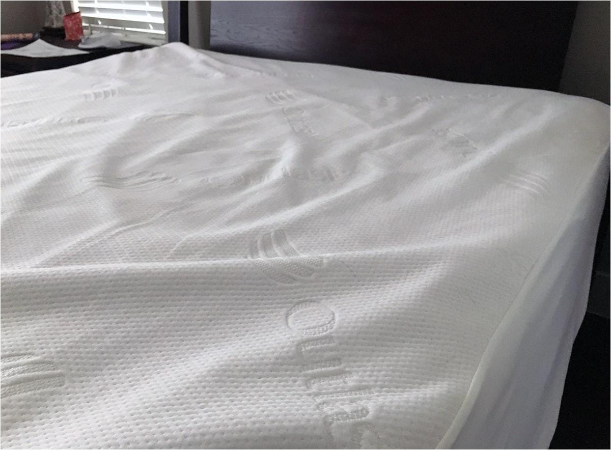 Slumber Cloud Mattress Protector Slumber Cloud Dry Line Mattress Protector Review