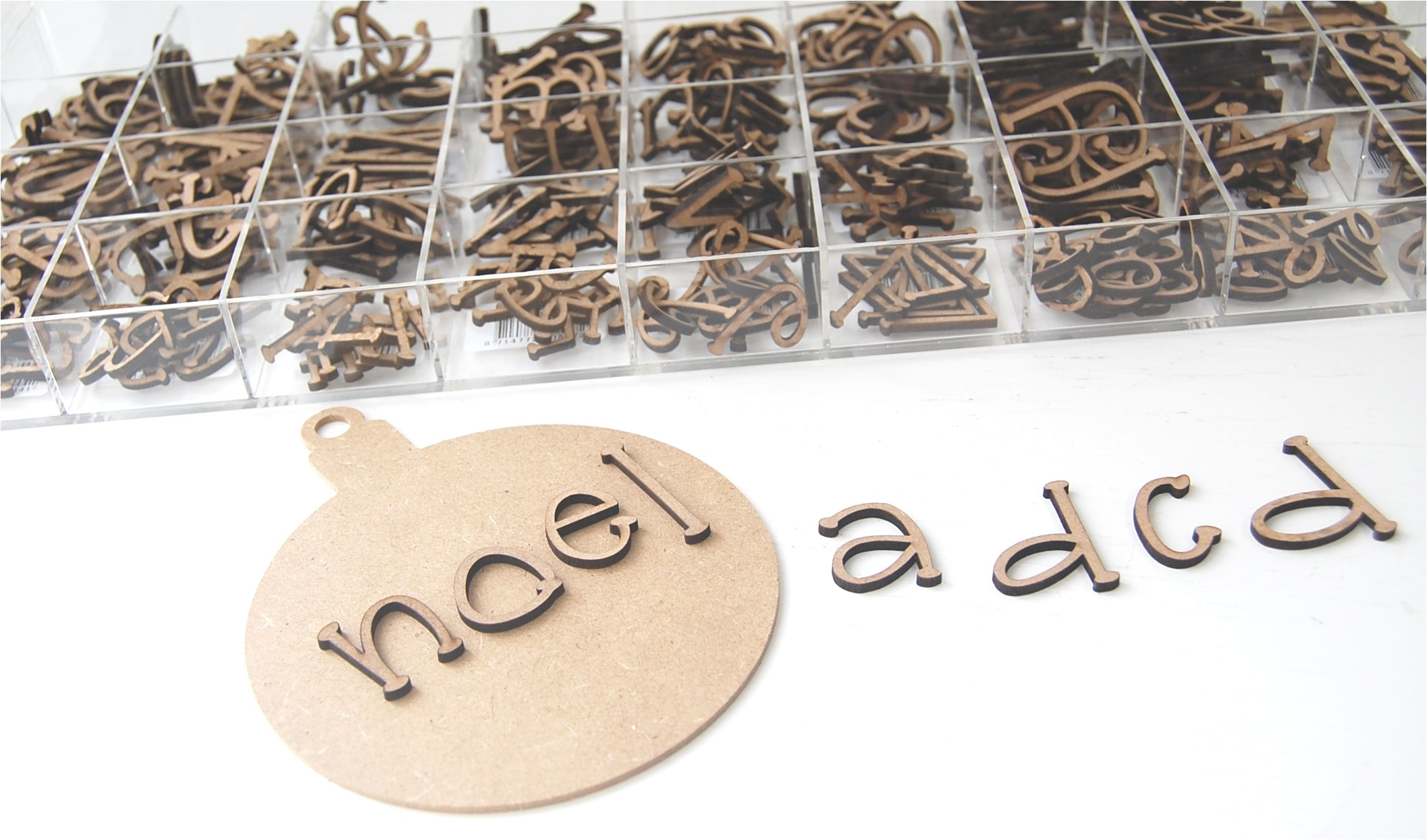 metal initials for crafts