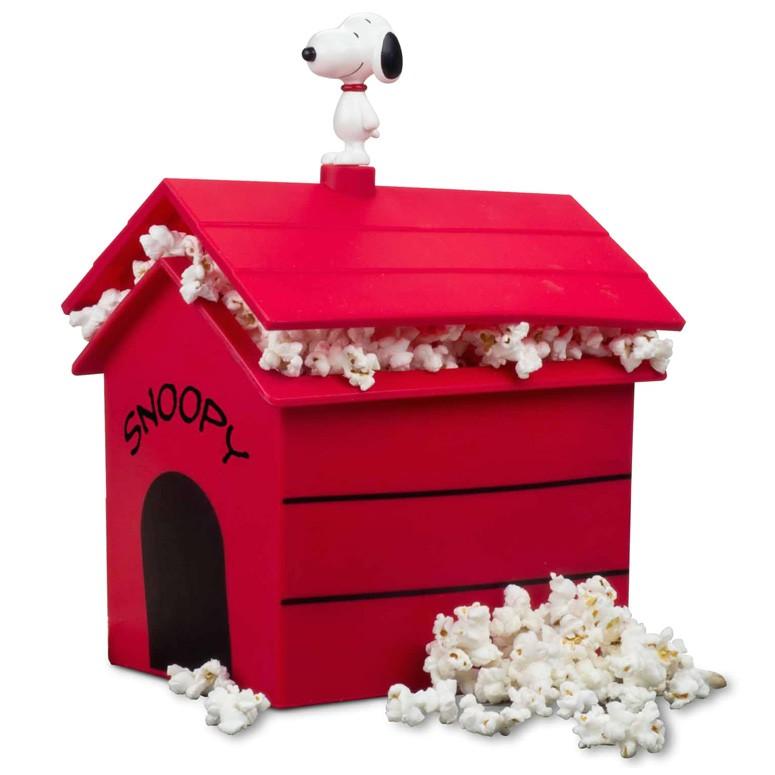 snoopy dog house popcorn popper
