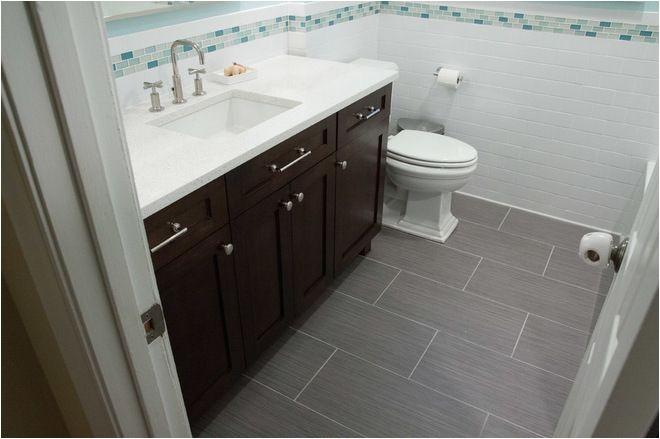Soho Mulberry Porcelain Tile Our Popular Porcelain soho Mulberry On This Bathroom Floor