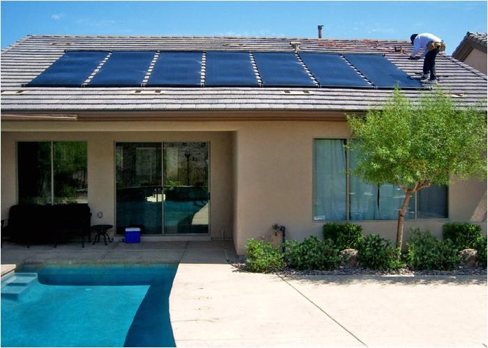 Solar Heating for Pool Las Vegas Gallery Infinity solar