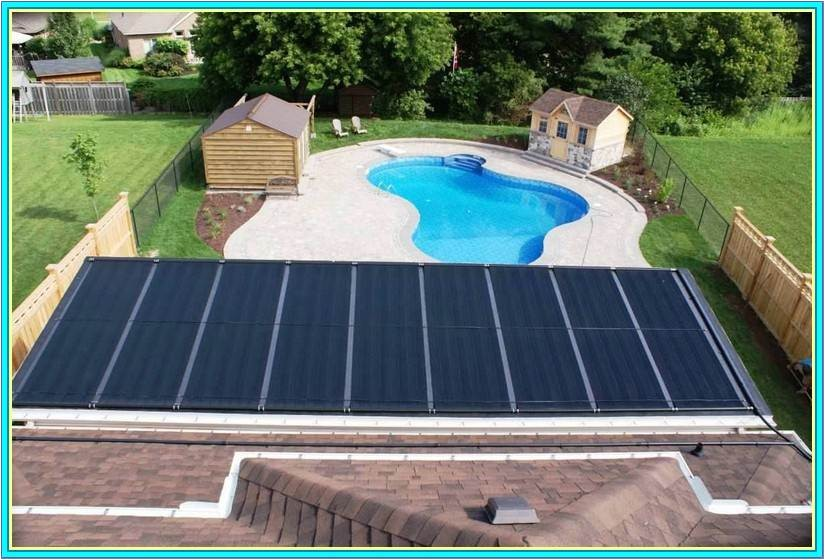 solar swimming pool heaters cost