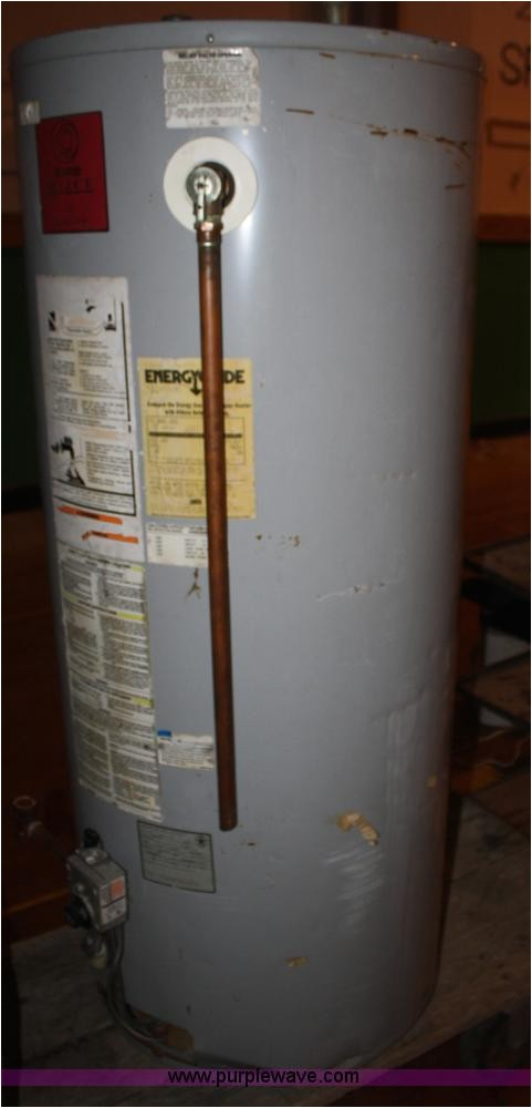 state hot water heater