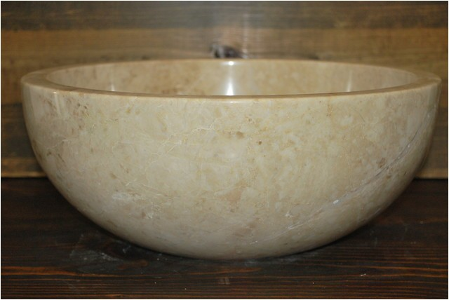 cappuccino stone vessel sink bathroom sinks san diego