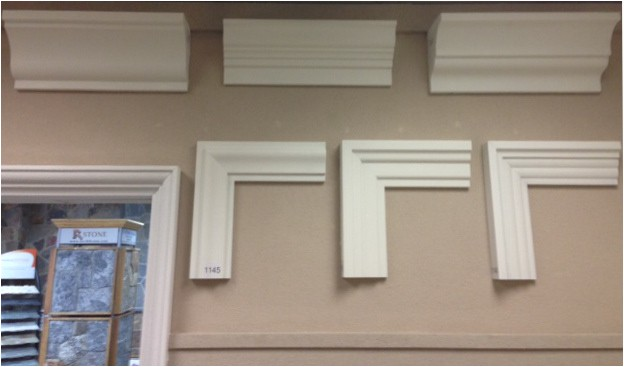 architectural foam shapes