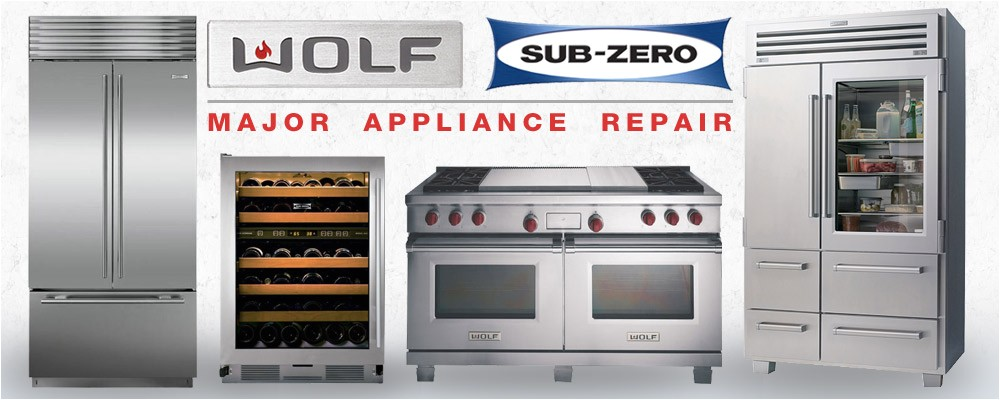 sub zero and wolf appliance repair service