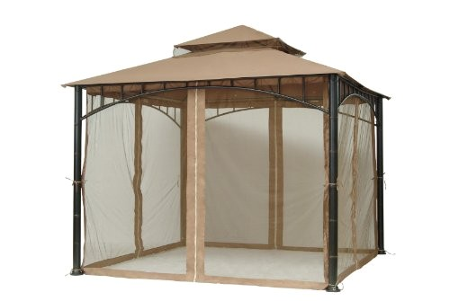 lowes madaga gazebo replacement canopy