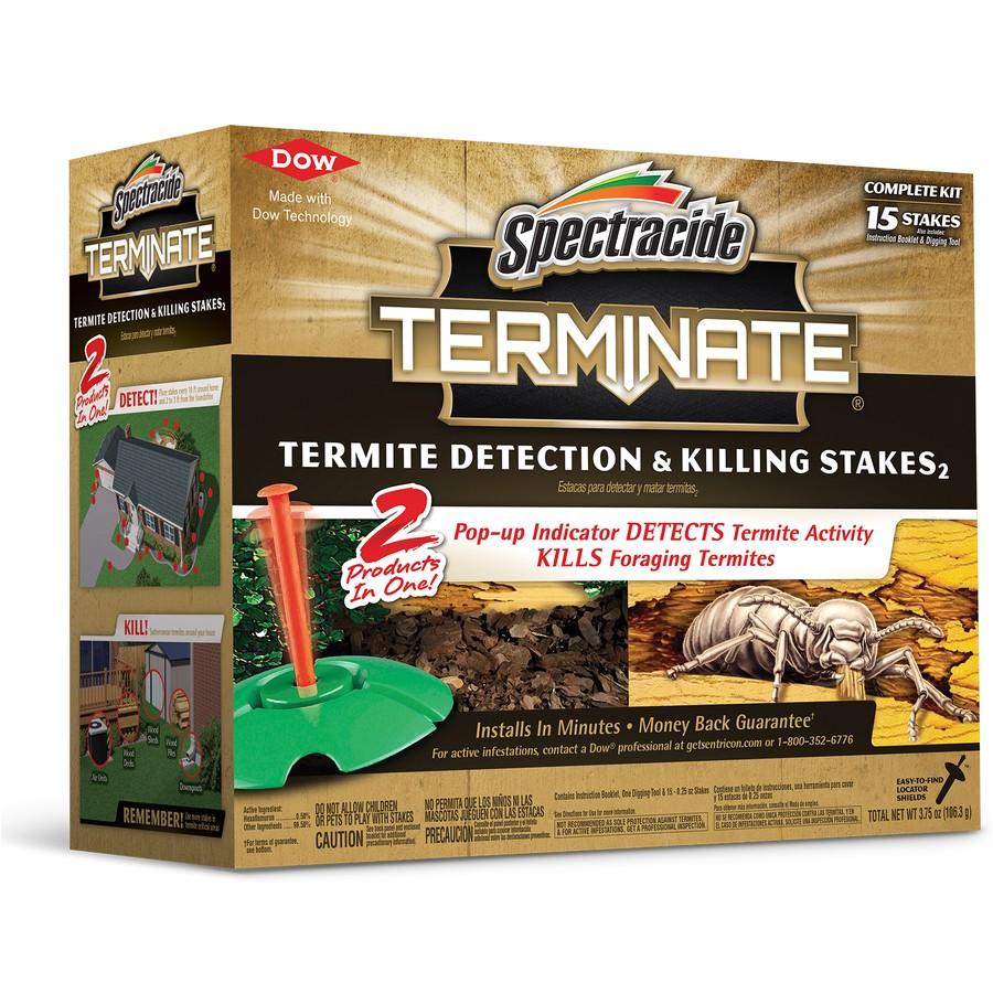 spectracide 15 count termite killer